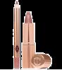Набор для губ Charlotte Tilbury Mini Pillow Talk Lipstick & Liner