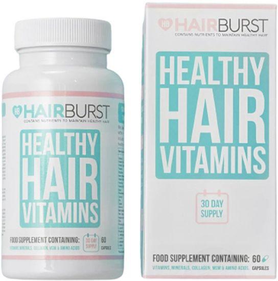 Витамины для роста и укрепления волос Hairburst Healthy Hair Vitamins