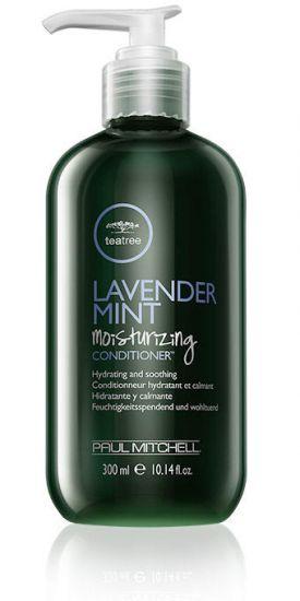 Увлажняющий кондиционер Paul Mitchell Lavender Mint Conditioner с экстрактами чайного дерева, лаванды и мяты