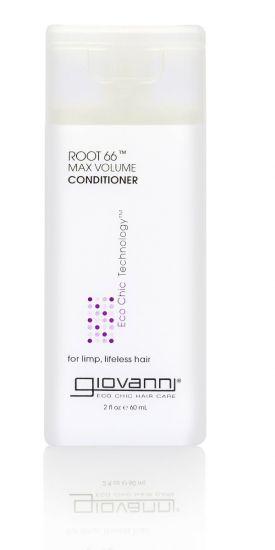"Кондиционер ""Максимальный объем"" Giovanni Eco Chic Hair Care Root 66 Max Volume Conditioner"