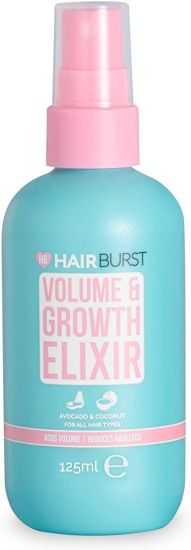 Спрей для обьема и роста волос Hairburst Volume & Growth Elixir Spray