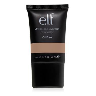 Жидкий консилер без масел ELF Studio Maximum Coverage Concealer - Oil Free