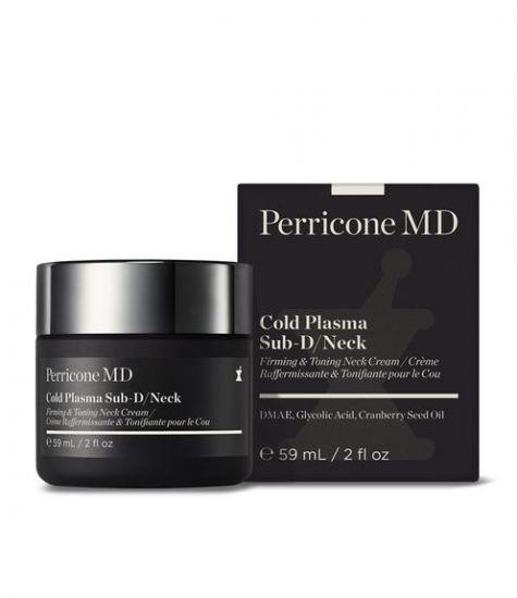 Антивозрастной крем – сыворотка для шеи, подбородка и зоны декольте Perricone MD Cold Plasma + Sub-D/Neck