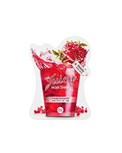 Тканевая маска с натуральными экстрактами Holika Holika Juicy Mask Sheet Pomegranate