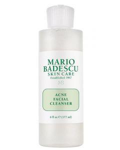 Гель для умывания против акне и пигментных пятен Mario Badescu Acne Facial Cleanser