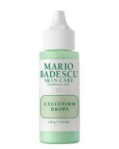 Укрепляющая и увлажняющая сыворотка для лица и глаз Mario Badescu Cellufirm Drops