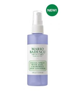 Спрей для лица с алоэ, ромашкой и лавандой Mario Badescu Facial Spray with Aloe, Chamomile and Lavender