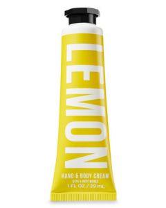 "Увлажняющий крем для рук ""Лимон"" Bath and Body Works Lemon Hand & Body Cream"
