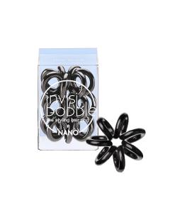 Резинка-браслет для волос Invisibobble NANO True Black