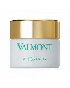 Детоксифицирующий кислородный крем для лица Valmont DETO2X Cream