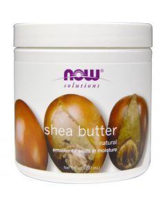 Масло Ши NOW Solutions Shea Butter 100% Pure