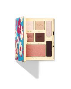 Лимитированная палетка для макияжа Tarte Happy Girls Shine Brighter Eye & Cheek Palette