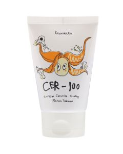 Восстанавливающая маска для волос с коллагеном и керамидами Elizavecca Milky Piggy Collagen Ceramide Coating Protein Treatment