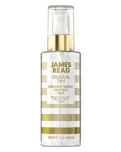 Кокосовый спрей для лица с эффектом загара James Read Coconut Water Tan Mist Face