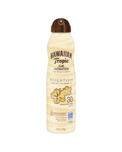 Увлажняющий солнцезащитный спрей Hawaiian Tropic Silk Hydration Broad Spectrum Sunscreen Spray SPF 30