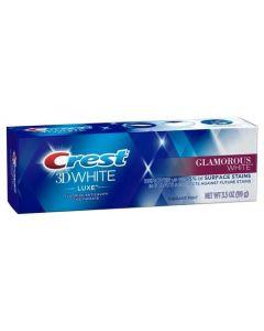 Отбеливающая зубная паста Crest 3D White Glamorous White
