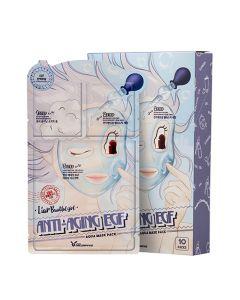 Маска трехступенчатая антивозрастная Elizavecca Anti Aging Egf Aqua Mask