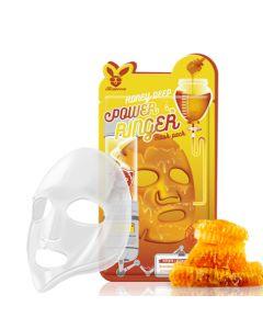 Маска-лифтинг Медовая Elizavecca Face Care Honey Deep Power Ringer Mask Pack
