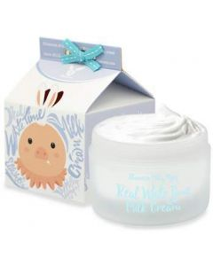 Крем для лица осветляющий Elizavecca Milky Piggy Real White Time Milk Cream