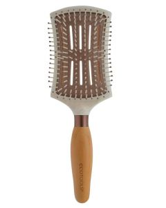 Расческа ECOTOOLS SMOOTHING DETANGLER HAIR BRUSH