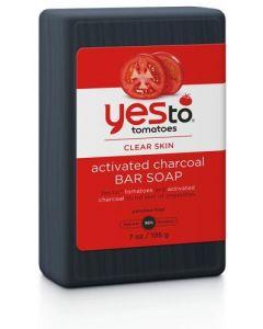 Мыло для проблемной кожи Yes to Tomatoes Charcoal Bar Soap