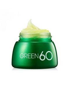 Увлажняющий крем для лица MIZON Color Cream Green 60