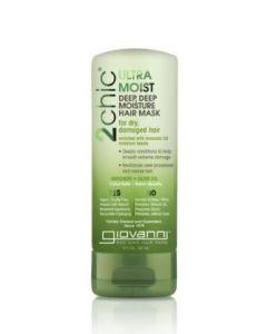 Увлажняющая маска для волос Giovanni 2chic Ultra-Moist Deep Deep Moisture Hair Mask Avocado & Olive Oil