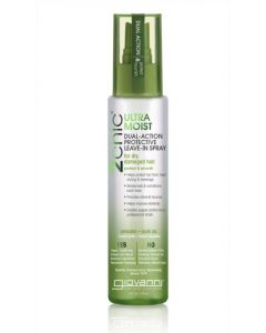Увлажняющий спрей для волос Giovanni 2chic Ultra-Moist Dual Action Protective Leave-In Spray Avocado & Olive Oil