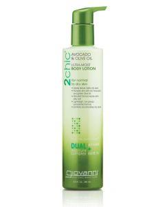Увлажняющий лосьон для тела Giovanni 2chic Ultra-Moist Body Lotion Avocado & Olive Oil