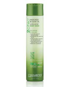 Увлажняющий гель для душа Giovanni 2chic Ultra-Moist Body Wash Avocado & Olive Oil