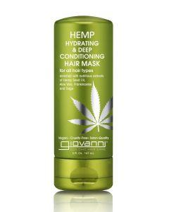 Маска для волос Giovanni Hemp Hydrating & Deep Conditioning Hair Mask
