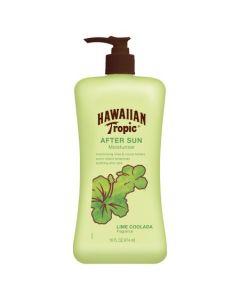 Увлажняющий лосьон после загара Hawaiian Tropic Lime Coolada After Sun Moisturize