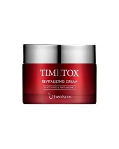 Антивозрастной крем для лица Berrisom Timetox Revitalizing Cream