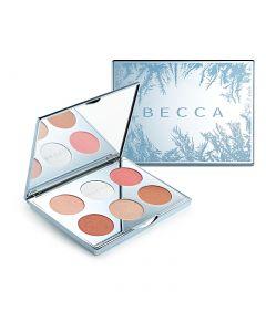 Палитра для лица BECCA Après Ski Glow Collection Face Palette