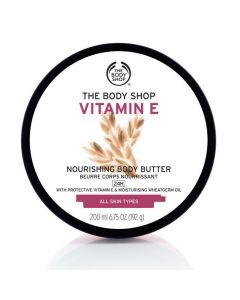 Масло для тела The Body Shop Vitamin E Nourishing Body Butter