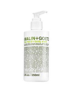 Гель-мыло для рук и тела Malin+Goetz Lime Hand+Body Wash