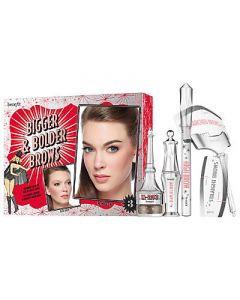 Набор для бровей Benefit Bigger & Bolder Brows Kit 03 Medium