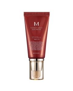 BB крем Missha M Perfect Cover BB Cream SPF 42 PA+++ No.23/Natural Beige