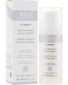 Увлажняющий ночной крем REN V-Cense Revitalising Night Cream