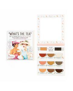 Палетка теней для глаз -  theBalm Hot Tea Palette