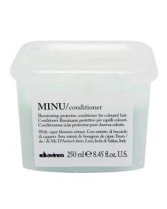 Защитный кондиционер Davines MINU Conditioner