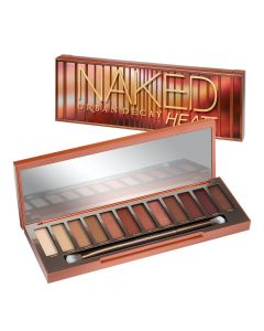 Палетка теней для век Urban Decay Naked Heat Eyeshadow Palette