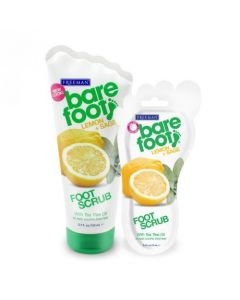 Скраб для ног Freeman Bare Foot Lemon+Sage
