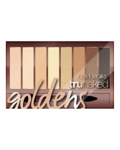 Палитра теней Covergirl truNAKED Eyeshadow Goldens