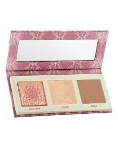 Палетка для макияжа Benefit Cheekleaders Mini Bronze Squad