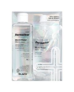 Набор для очищения и тонизирования кожи с мицеллярной водой Dr.Jart+ Dermaclear Micro Water