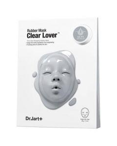 Моделирующая альгинатная маска Dr.Jart+ Rubber Mask Clear Lover