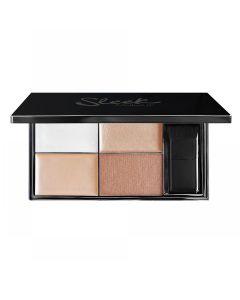 Палетка хайлайтеров Sleek MakeUp Precious Metals Highlighting Palette