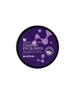 Патчи для глаз с морским коллагеном MIZON Collagen Eye Gel Patch