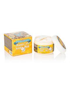 Маска для лица с витамином C разогревающая Elizavecca Milky Piggy Vitamin C 21% Ample Mask